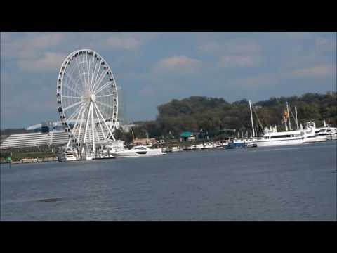 Ride Water Taxi Alexandria to National Harbor