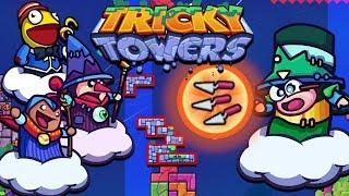 Wir entdecken einen ULTRAzauber?! | Tricky Towers