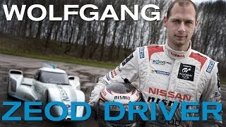 ZEOD RC DRIVER ANNOUNCED: WOLFGANG REIP FOR LE MANS 24H 2014