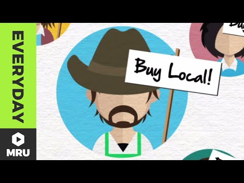 Are We Better Off If We Buy Local?