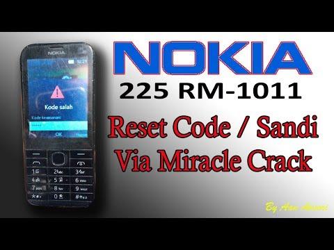 Cara Mudah Bobol Kode Pengaman Nokia 105 TA 1034 Tanpa Hilang Data.