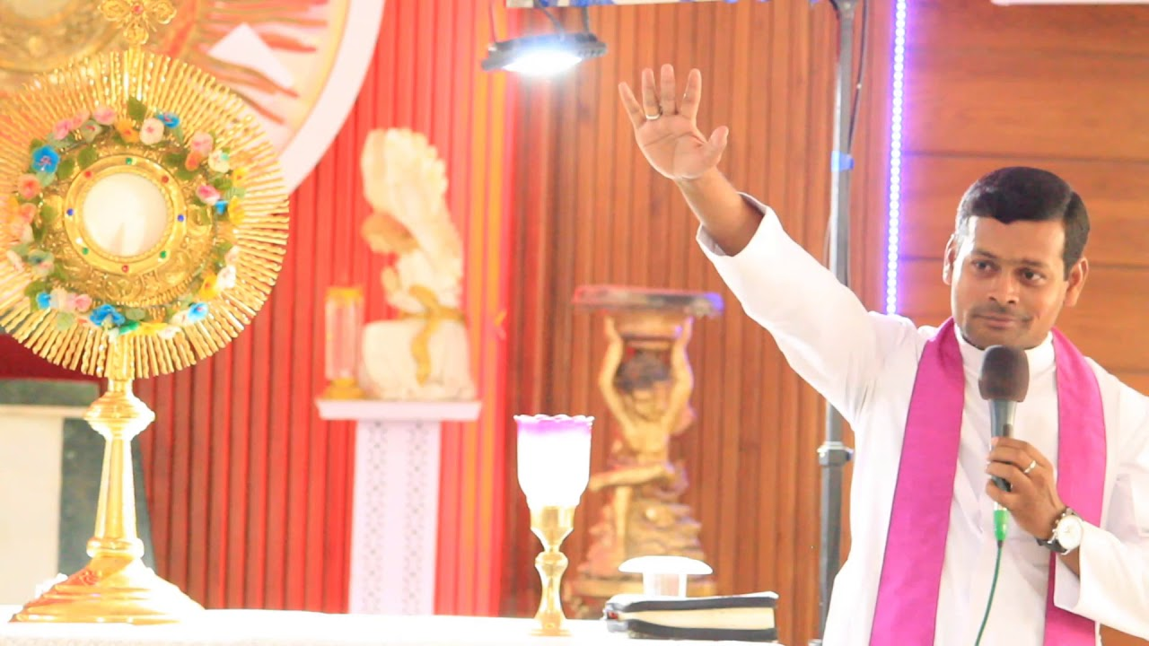 Download Lent 2019 | Adoration in Tamil @ Holy Eucharist Church, Bangalore ...
