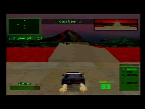 Twisted Metal 2 PlayStation 1 Glitches