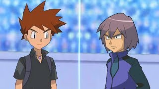 Pokemon Battle USUM: Gary Vs Paul (Ash's Rival Face Off!)