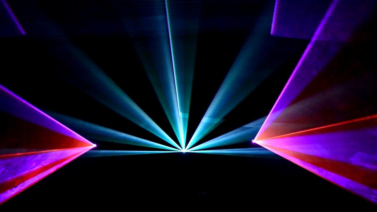 Lasershow - Pillars Of Creation
