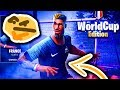 Fortnite World Cup Skins Coming Soon? Fortnite Soccer Skins For World Cup 2018?