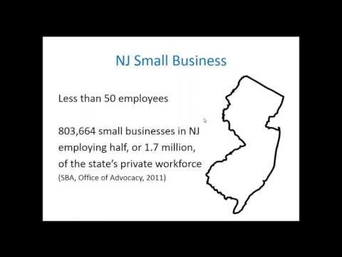 Workplace Benefits & NJ Small Business: Paid Family Leave, Paid Sick Leave & Flex