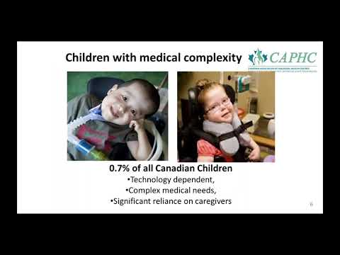 Caring for Children and Youth with Medical Complexity: Can we do better?
