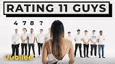 11 vs 1: Rating Guys by Looks &amp Personality
