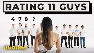 Download 11 vs 1: Rating Guys by Looks & Personality Mp3 and Videos