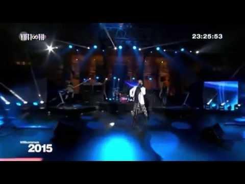 #Willkommen2015   Tokio Hotel LIVE Performance ZDF [31.12.14-Berlin, Germany]