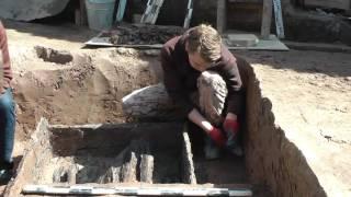 Археологические открытия в Великом Новгороде