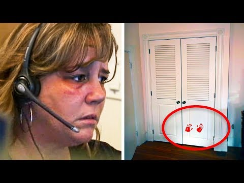 911 Operator Gets Call From Terrified Girl Hiding In Closet – Tells Her To Tap Secret Code