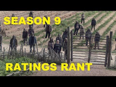 The Walking Dead Season 9 NEWS - Episode 11 RATINGS RANT