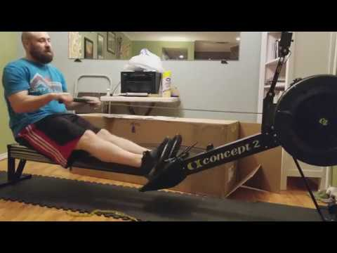 Real Review Concept2 Model D Rowing Machine PM5 Is it Worth it