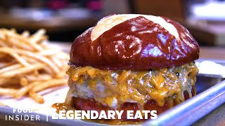 Why Emily Has The Best Burger In NYC | Legendary Eats