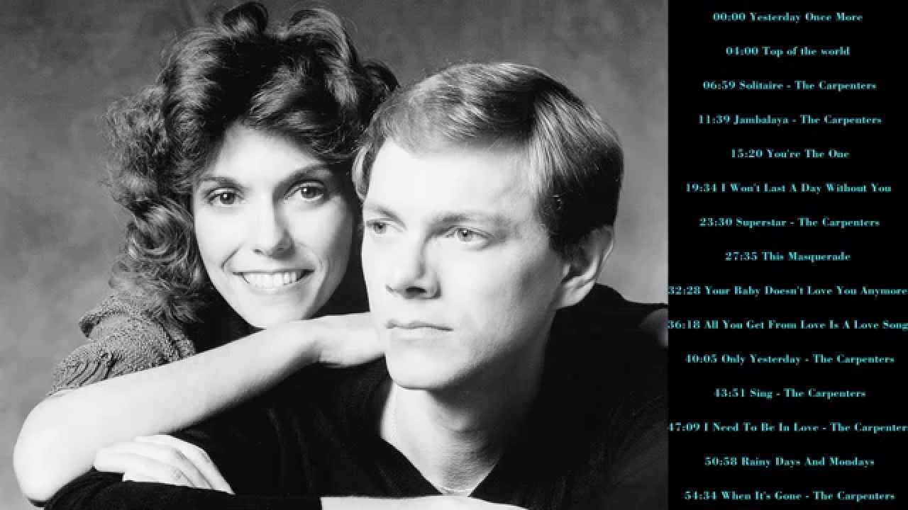 Image result for carpenters songs
