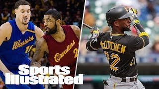 Warriors Defeat Cavaliers In Cleveland, Andrew McCutchen To Giants | SI NOW | Sports Illustrated