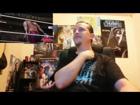 REACTOR RUMBLE PART 1 30 MAN WWE 2K17! Reaction