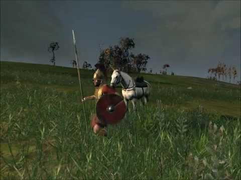 Rome 2 Total War machinima movie: Revenge  