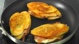 How to Make Grilled cheese Sandwich PERFECT snack recipe
