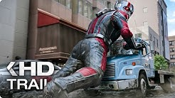 ANT-MAN AND THE WASP Clips & Trailer German Deutsch (2018)