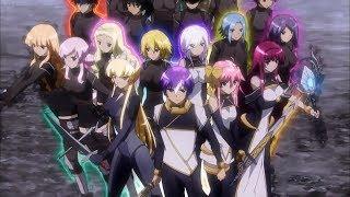 Top 10 Fantasy/Harem/Supernatural Anime