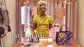 Gifts For Mom: Matching Handbags And Wallets & New Jewelry | Talking Shop | Kate Spade New York