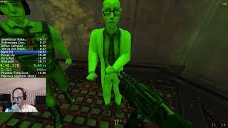 Half-Life 28:06.640 World Record Speedrun