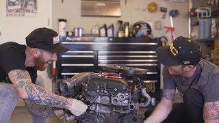 Drift Garage Season 4 Episode 6: The Suspension System