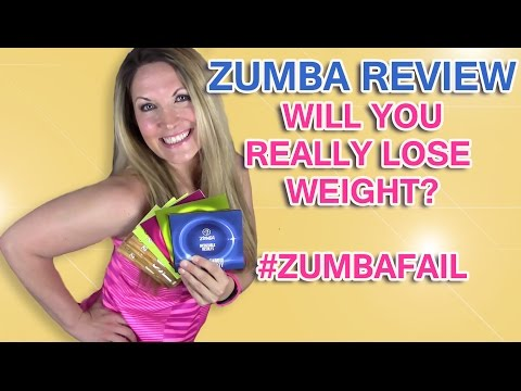 why-you-won't-lose-weight-with-zumba-incredible-results-review