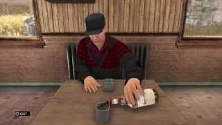 watch dogs extreme drinking mini game level 10 opponent 3 gameplay walkthrough
