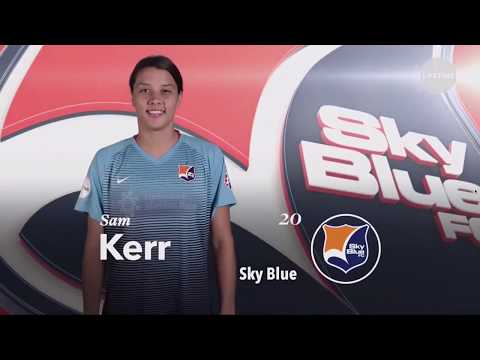 NWSL on LIFETIME: Sky Blue FC vs. Houston Dash