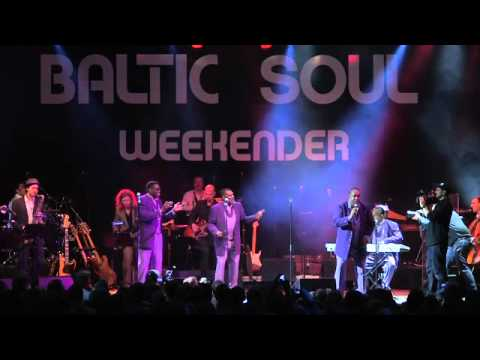 The Trammps - Hold back the night at Baltic Soul Weekender #5