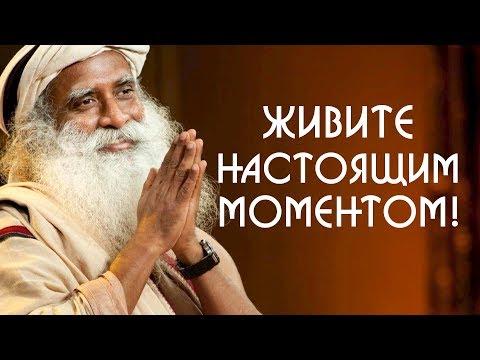 Как перестать жить прошлым и начать жить в этом моменте — Садхгуру