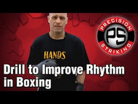 Drill to Improve Rhythm in Boxing