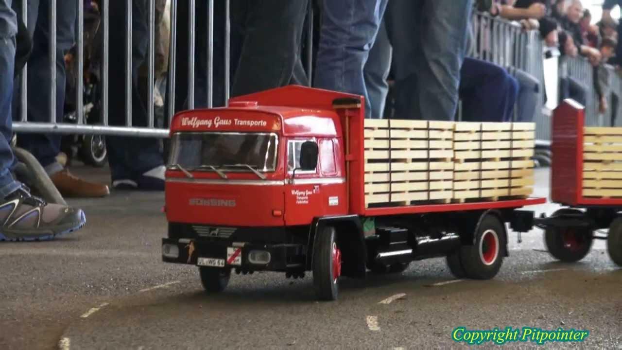 Büssing German Oldtimer Truck Lkw Wirtschaftswunder