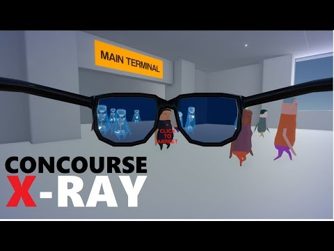 Concourse X-Ray - Game Download | GO GO Free Games