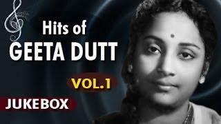 Best Of Geeta Dutt - Superhit Bollywood Classics - Vol.1