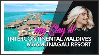 HOTEL REVIEW InterContinental Maldives Maamunagau Resort