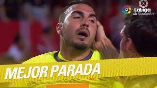 Mejor Parada de la Jornada 01: Roberto Jiménez