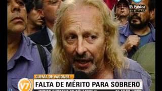 Visión Siete: Falta de mérito para Sobrero