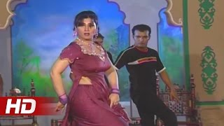 MAHIYA VE ADHI RAAT NU - HINA SHAHEEN MUJRA - PAKISTANI MUJRA DANCE