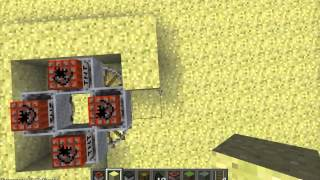 How to Make the Atom Bomb in Minecraft