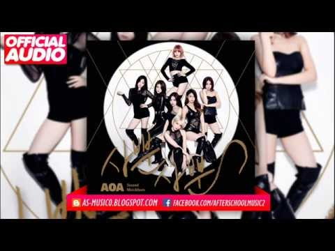 [MP3/DL]04. AOA (에이오에이) - Just the Two of Us (단둘이) [Mini Album Like A Cat]