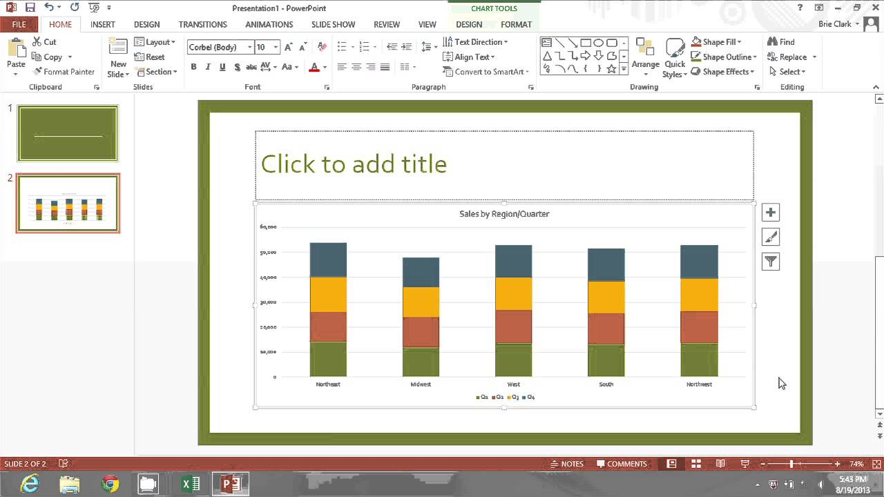 how to open a link in powerpoint
