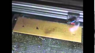 Engraver's Choice:  Laser Wood Cutout Wmv