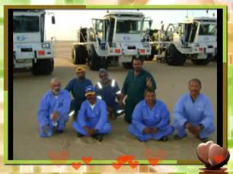 Amdad hussain in saudi ariba crow sinopec S55