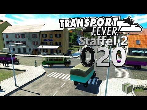 Ein Traum 🚆 ► [S2|020] ► Let's Play Transport Fever German