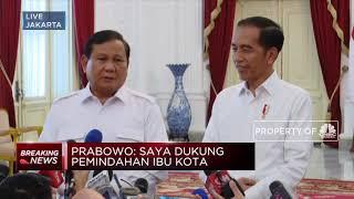 Jokowi Bertemu Prabowo, Ada Kemungkinan Gerindra Masuk Koalisi